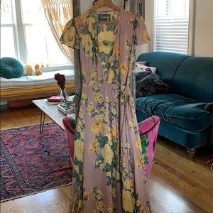 Reformation gown worn 1x